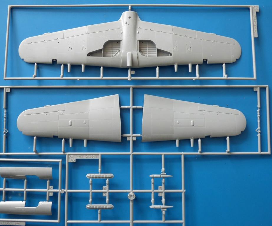 Eduard-11117-Typhoon-Mk.Ib-Limited-Edition-4 Typhoon Mk.Ib im Maßstab 1:48 Limited Edition von Eduard 11117