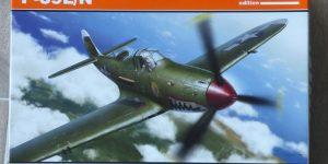 Bell P-39 L/N Airacobra im Maßstab 1:48 von Eduard PROFIPACK 8066