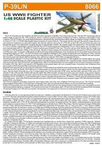 Eduard-8066-Bell-P-39-Airacobra-ProfiPack-Bauanleitung10-210x300 Eduard 8066 Bell P-39 Airacobra ProfiPack Bauanleitung10