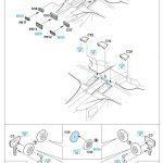 Eduard-8066-Bell-P-39-Airacobra-ProfiPack-Bauanleitung5-150x150 Bell P-39 L/N Airacobra im Maßstab 1:48 von Eduard PROFIPACK 8066