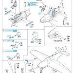 Eduard-8066-Bell-P-39-Airacobra-ProfiPack-Bauanleitung8-150x150 Bell P-39 L/N Airacobra im Maßstab 1:48 von Eduard PROFIPACK 8066