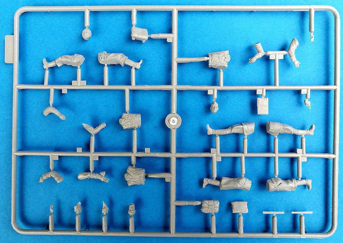 ICM-32102-VVS-RKKA-Pilots-1939-42-7 VVS RKKA Pilots 1939-1942 im Maßstab 1:32 von ICM 32102