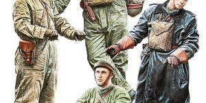 Vorankündigung: Polish Tank Crew im Maßstab 1:35 von MiniArt 35267