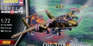 OV-10A Bronco im Maßstab 1:72 von Revell 03909