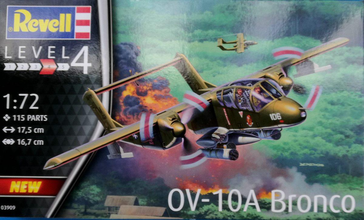 Revell-03909-OV-10A-Bronco-33 OV-10A Bronco im Maßstab 1:72 von Revell 03909
