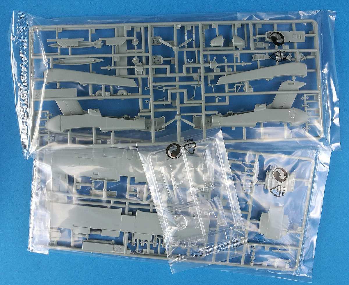 Revell-03909-OV-10A-Bronco-34 OV-10A Bronco im Maßstab 1:72 von Revell 03909