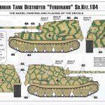 Zvezda-5401-German-Tank-Destroyer-Ferdinand-17-150x150 Panzerjäger Ferdinand im Maßstab 1:72 von Zvezda 5401