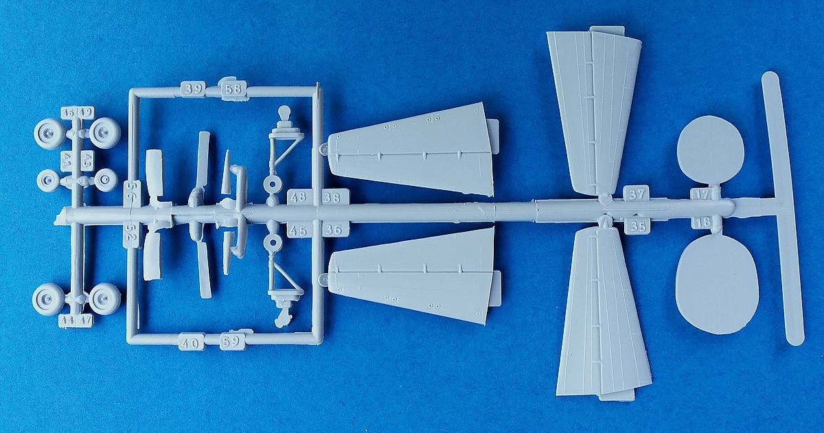 Airfix-A03171-Vickers-Vanguard-15 Vickers Vanguard im Maßstab 1:144 von Airfix A03171