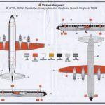 Airfix-A03171-Vickers-Vanguard-32-150x150 Vickers Vanguard im Maßstab 1:144 von Airfix A03171