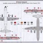 Airfix-A03171-Vickers-Vanguard-33-150x150 Vickers Vanguard im Maßstab 1:144 von Airfix A03171