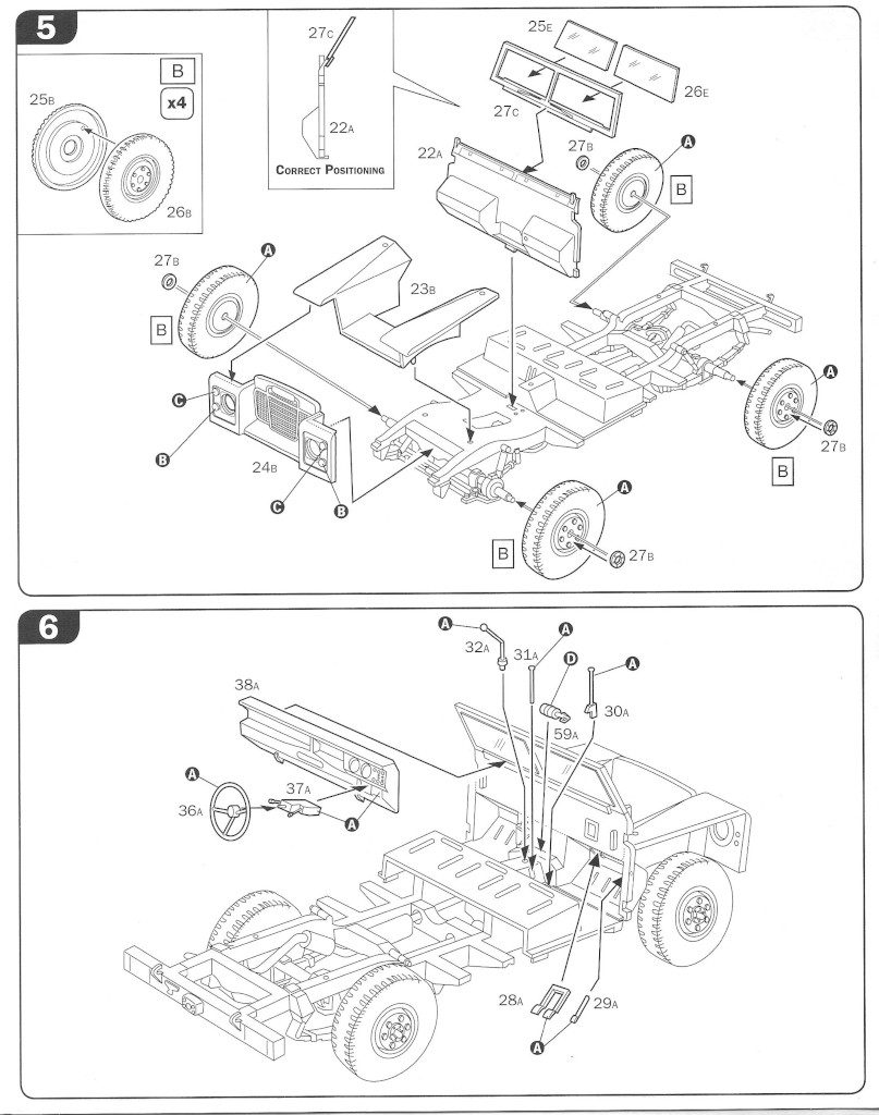 Anleitung-05-807x1024 Land Rover 109' LWB 1:35 Italeri (#6508)