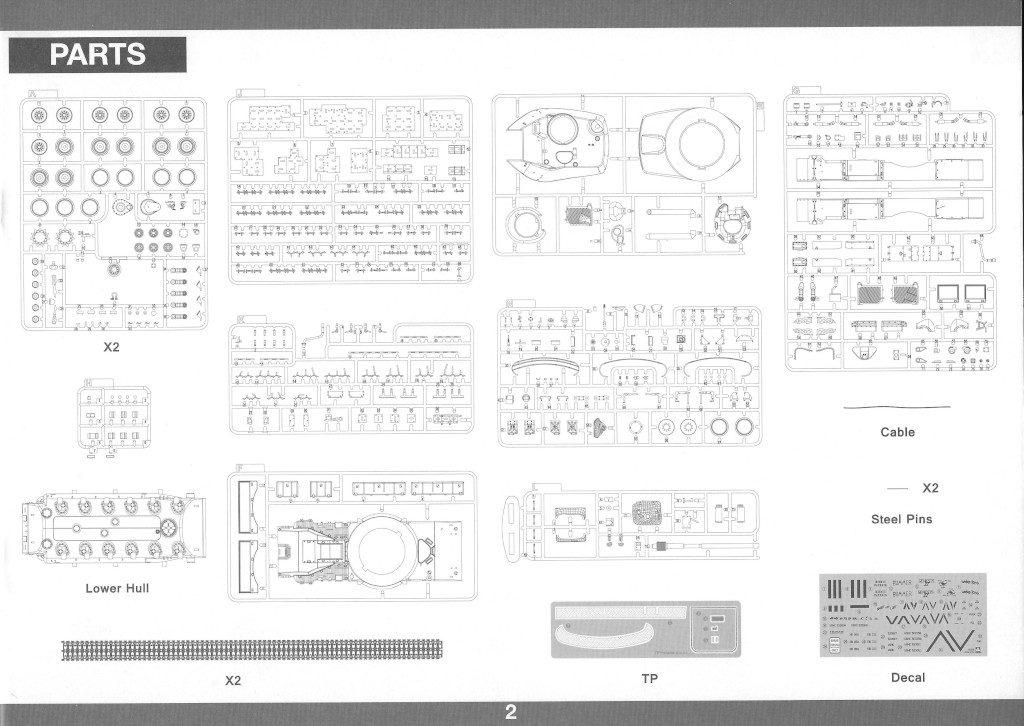 Anleitung03-2-1024x726 M60A1 w/Explosive Reactive Armor 1:35 Takom (2113)