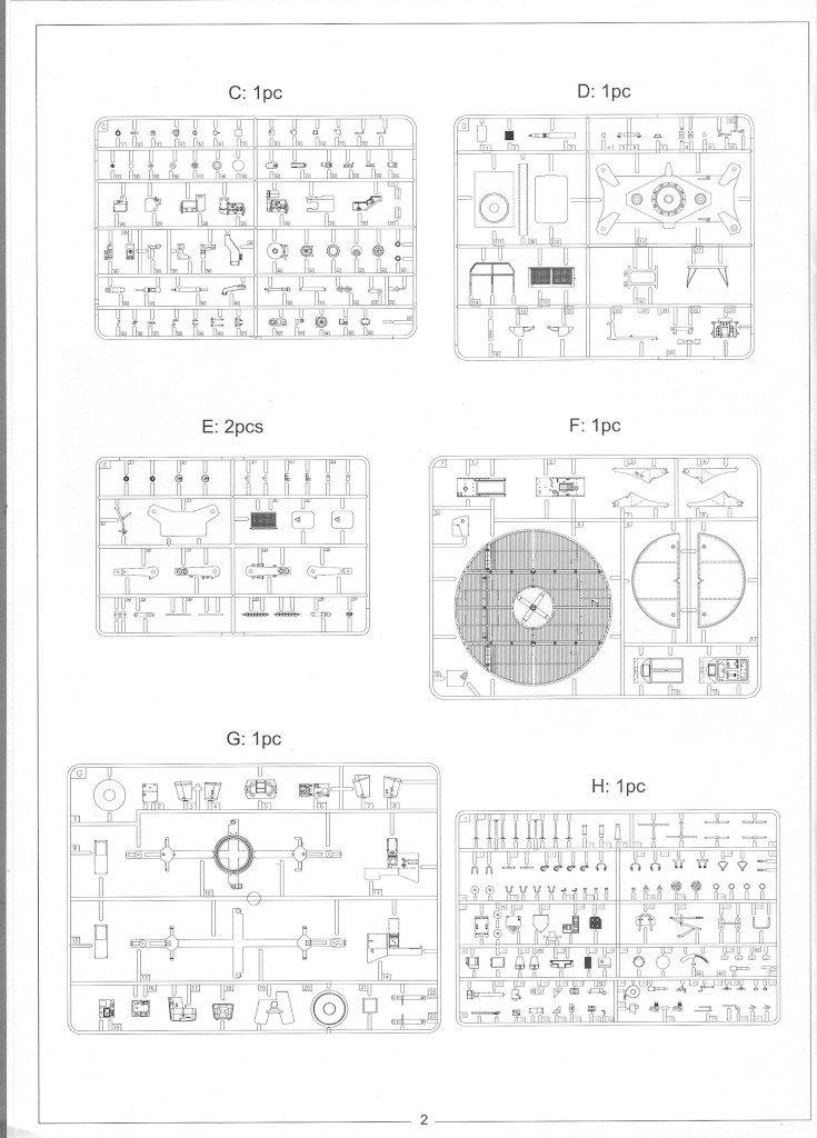 Anleitung04-1-735x1024 12.8cm Flak 40 & FuMG 39D 1:35 Amusing Hobby (#35A020)