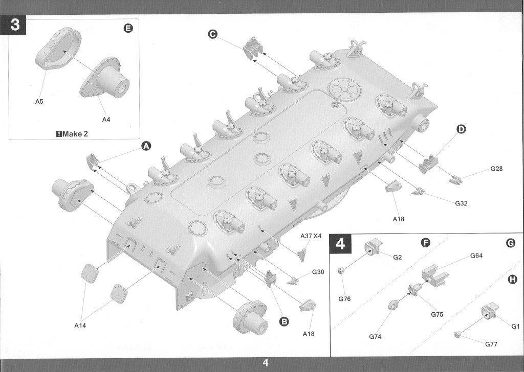 Anleitung05-2-1024x728 M60A1 w/Explosive Reactive Armor 1:35 Takom (2113)
