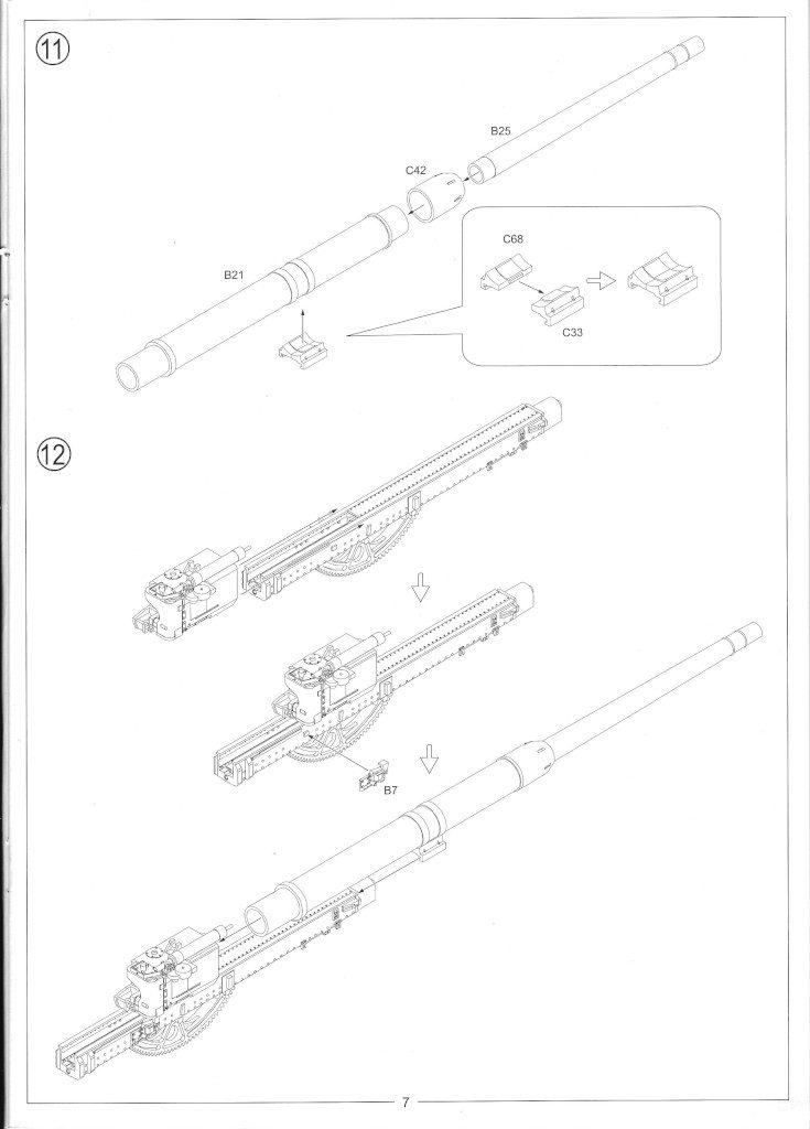 Anleitung09-1-735x1024 12.8cm Flak 40 & FuMG 39D 1:35 Amusing Hobby (#35A020)