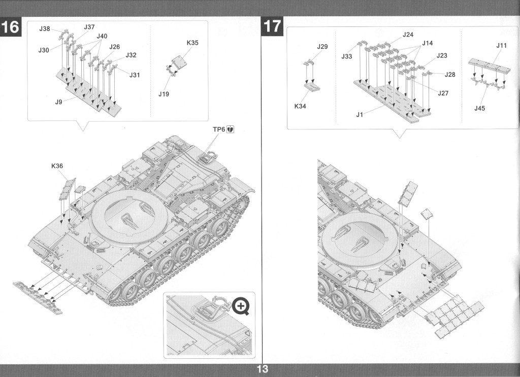 Anleitung14-1-1024x743 M60A1 w/Explosive Reactive Armor 1:35 Takom (2113)