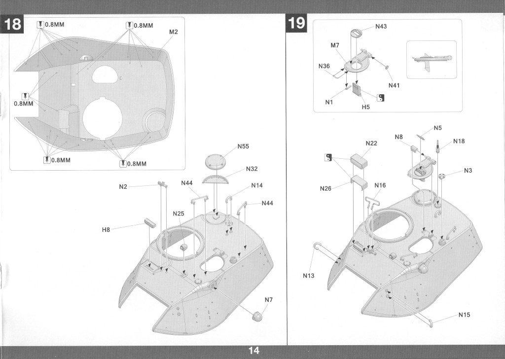 Anleitung15-1-1024x728 M60A1 w/Explosive Reactive Armor 1:35 Takom (2113)