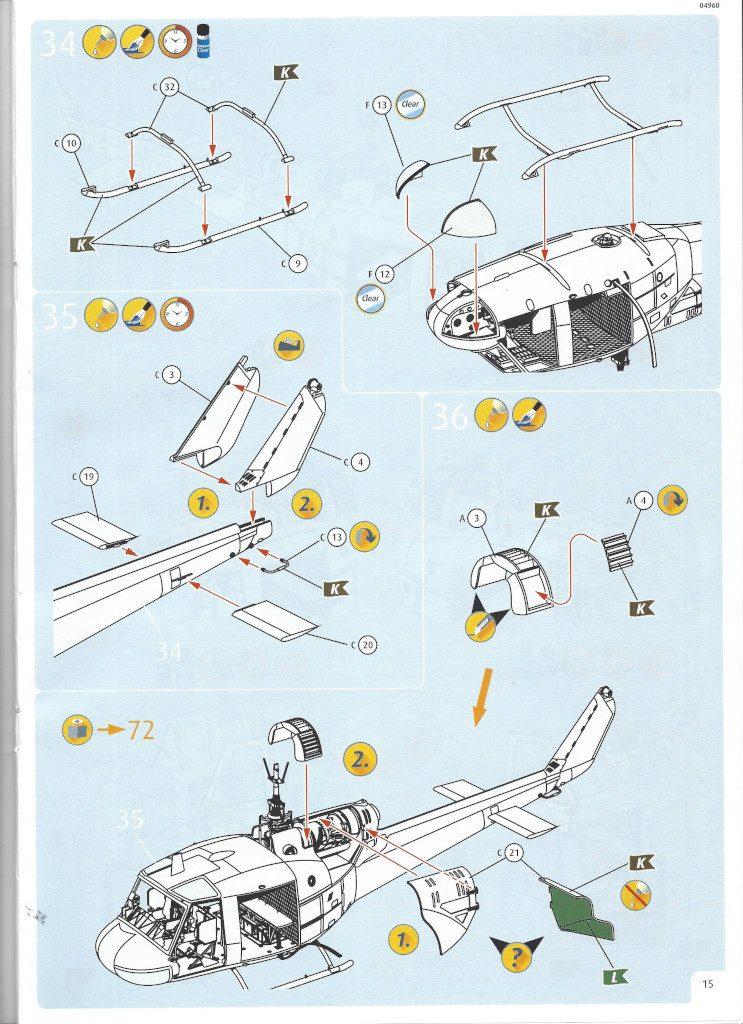 Anleitung15-2-743x1024 Bell UH-1C 1:35 Revell (#04960)