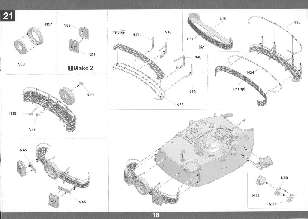 Anleitung17-1-1024x728 M60A1 w/Explosive Reactive Armor 1:35 Takom (2113)