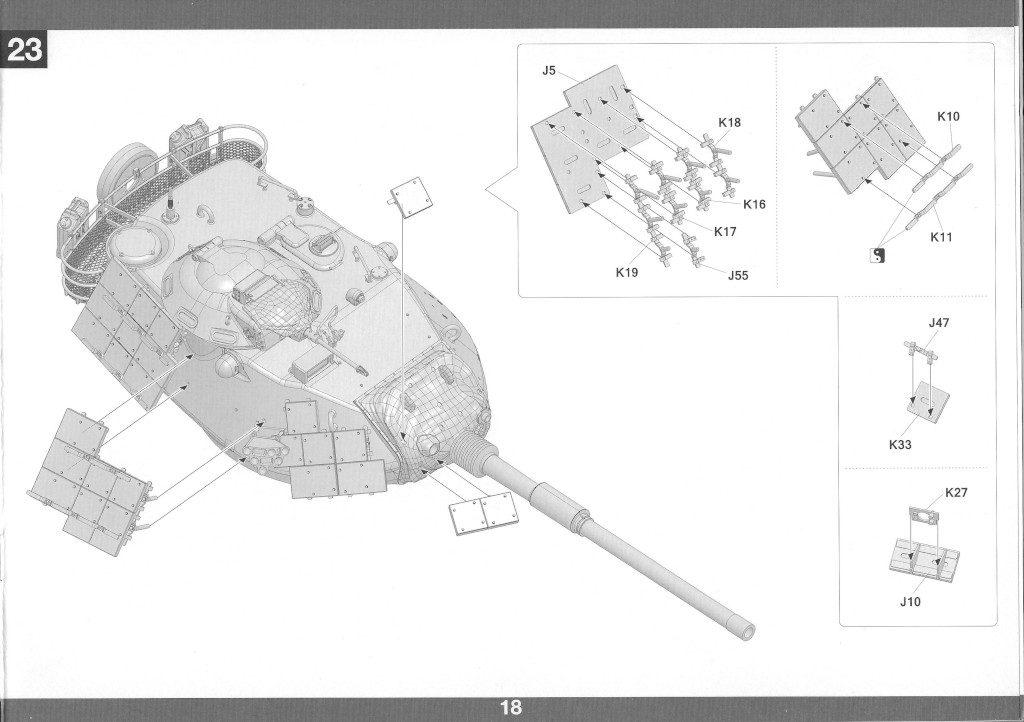 Anleitung19-1-1024x722 M60A1 w/Explosive Reactive Armor 1:35 Takom (2113)