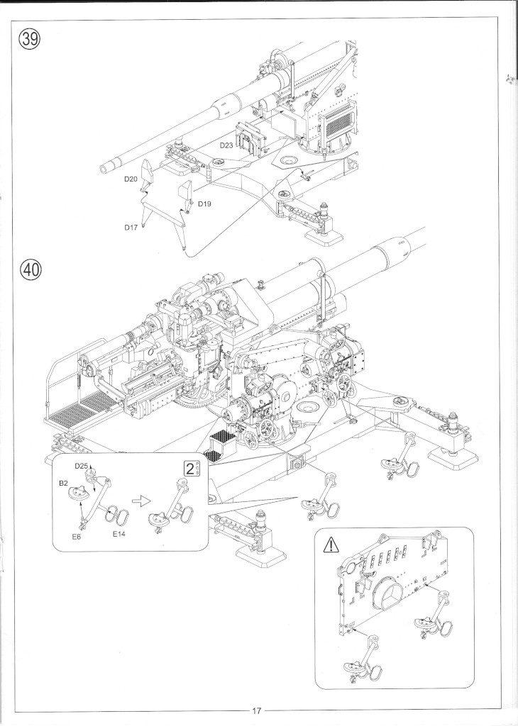 Anleitung19-730x1024 12.8cm Flak 40 & FuMG 39D 1:35 Amusing Hobby (#35A020)