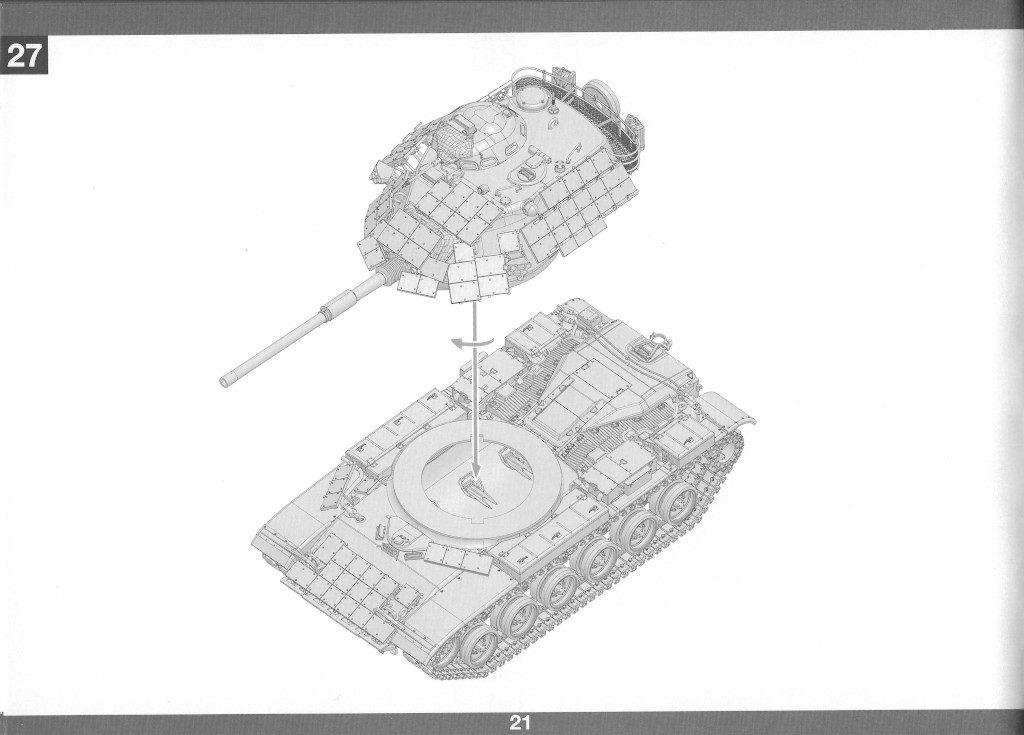 Anleitung22-1-1024x735 M60A1 w/Explosive Reactive Armor 1:35 Takom (2113)