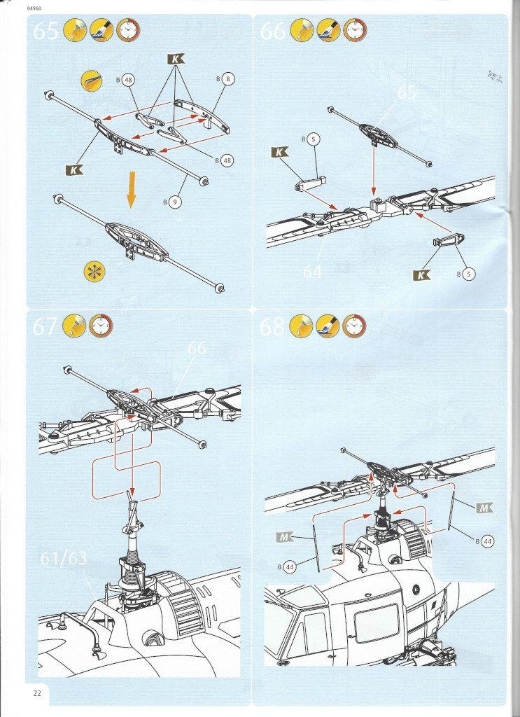 Anleitung22-2-743x1024 Bell UH-1C 1:35 Revell (#04960)