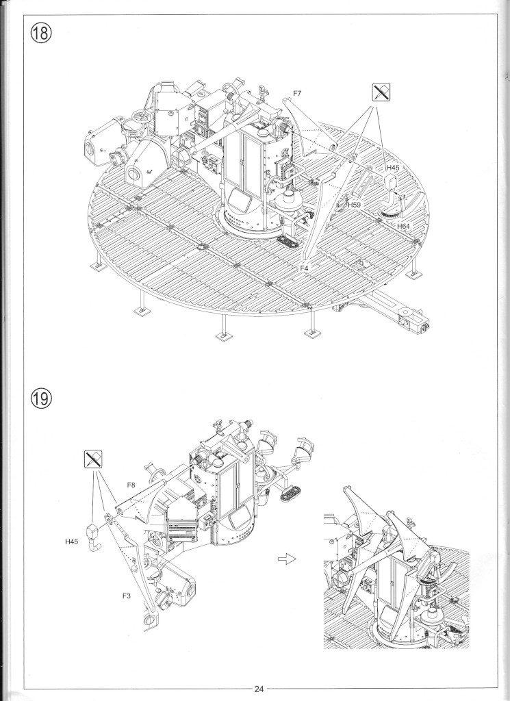Anleitung26-745x1024 12.8cm Flak 40 & FuMG 39D 1:35 Amusing Hobby (#35A020)