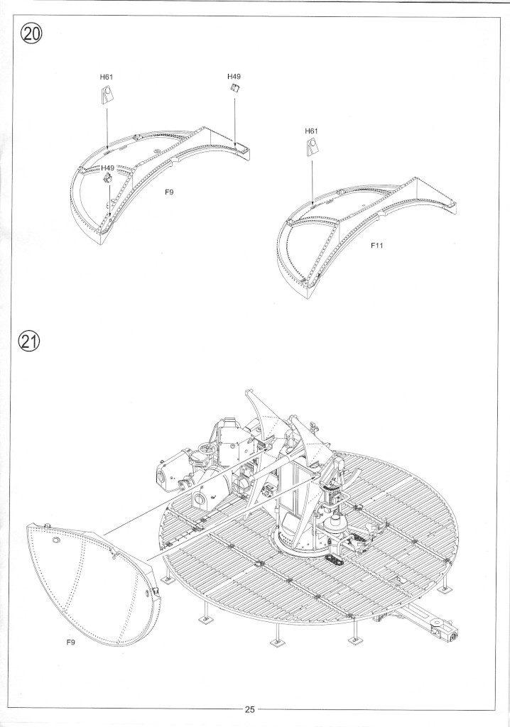 Anleitung27-718x1024 12.8cm Flak 40 & FuMG 39D 1:35 Amusing Hobby (#35A020)