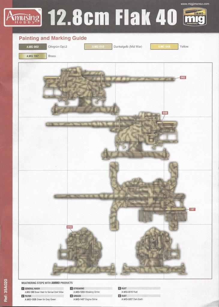 Anleitung29-730x1024 12.8cm Flak 40 & FuMG 39D 1:35 Amusing Hobby (#35A020)