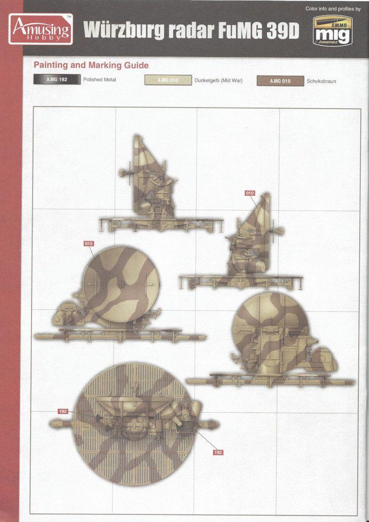 Anleitung32-724x1024 12.8cm Flak 40 & FuMG 39D 1:35 Amusing Hobby (#35A020)