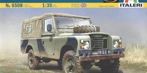 Land Rover 109′ LWB 1:35 Italeri (#6508)