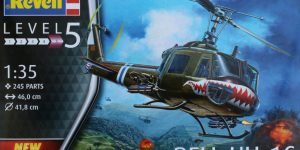 Bell UH-1C 1:35 Revell (#04960)