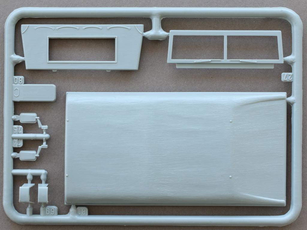 C-7 Land Rover 109' LWB 1:35 Italeri (#6508)