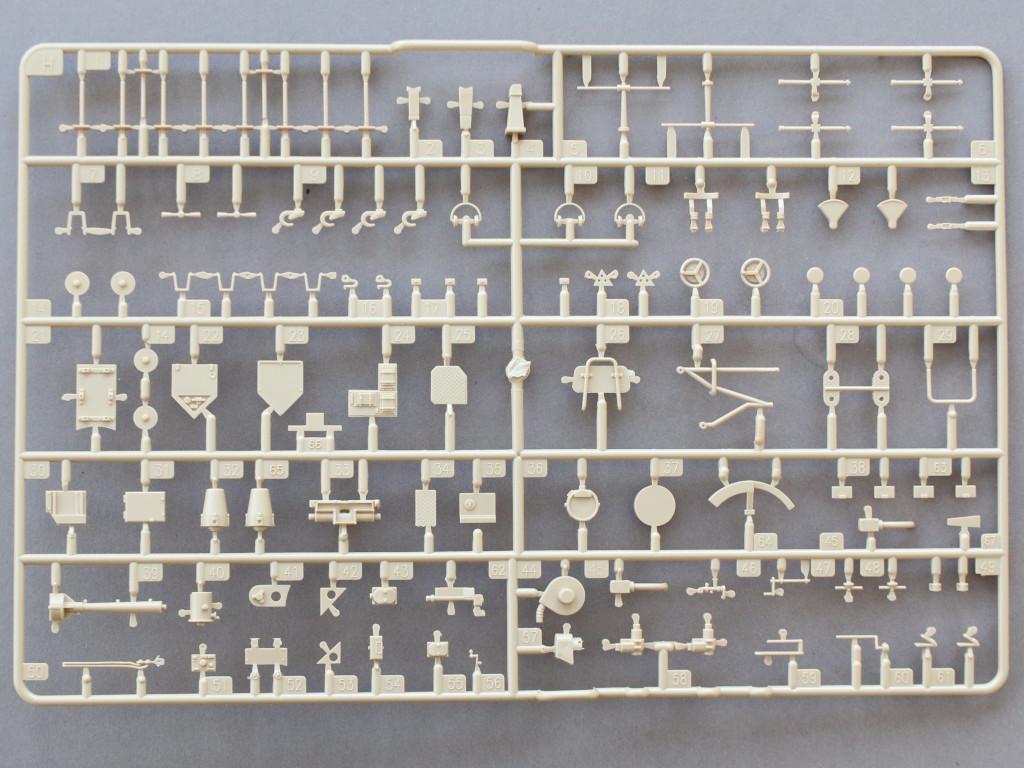 H 12.8cm Flak 40 & FuMG 39D 1:35 Amusing Hobby (#35A020)