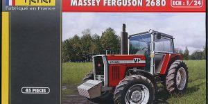 Massey Ferguson im Maßstab 1/24 von Heller 2680