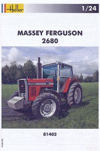 Heller-81402-Massey-Ferguson-2680-3-200x300 Heller 81402 Massey Ferguson 2680 (3)