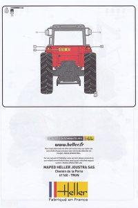 Heller-81402-Massey-Ferguson-2680-9-200x300 Heller 81402 Massey Ferguson 2680 (9)