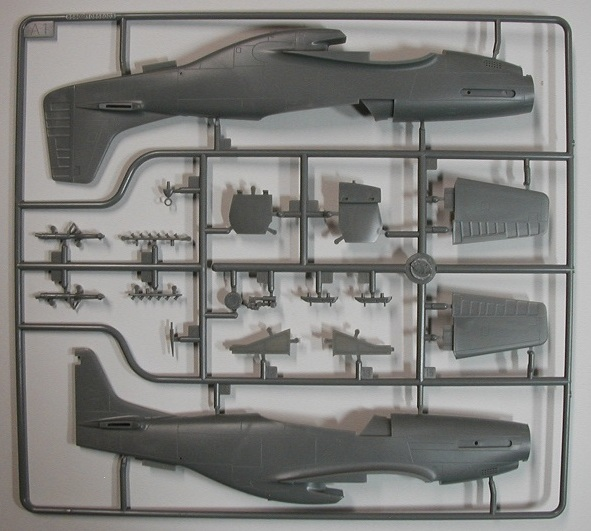 HobbyBoss-85802-P-51D-10 P-51D Mustang IV im Maßstab 1:48 von HobbyBoss 85802