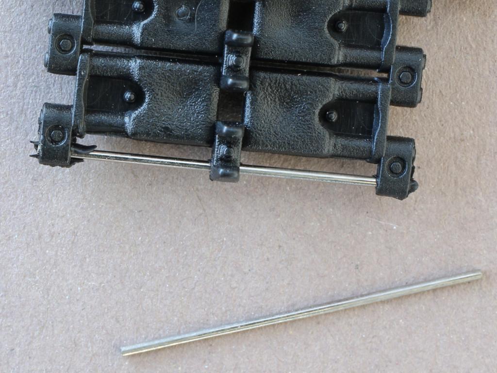 Metallstifte-und-Kette M60A1 w/Explosive Reactive Armor 1:35 Takom (2113)