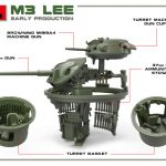 MiniArt-35206-M3-Lee-Preview-16-150x150 Vorschau auf den neuen M3 Lee von MiniArt im Maßstab 1:35