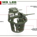 MiniArt-35206-M3-Lee-Preview-17-150x150 Vorschau auf den neuen M3 Lee von MiniArt im Maßstab 1:35