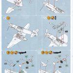 Revell-03894-Jak-3-14-150x150 Yakovlev Yak-3 (Jak-3) im Maßstab 1:72 von Revell 03894