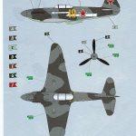 Revell-03894-Jak-3-16-150x150 Yakovlev Yak-3 (Jak-3) im Maßstab 1:72 von Revell 03894