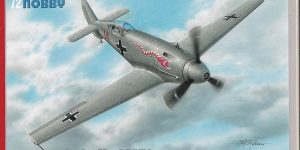 Messerschmitt Me 209 V4 im Maßstab 1:72 von Special Hobby SH 72221