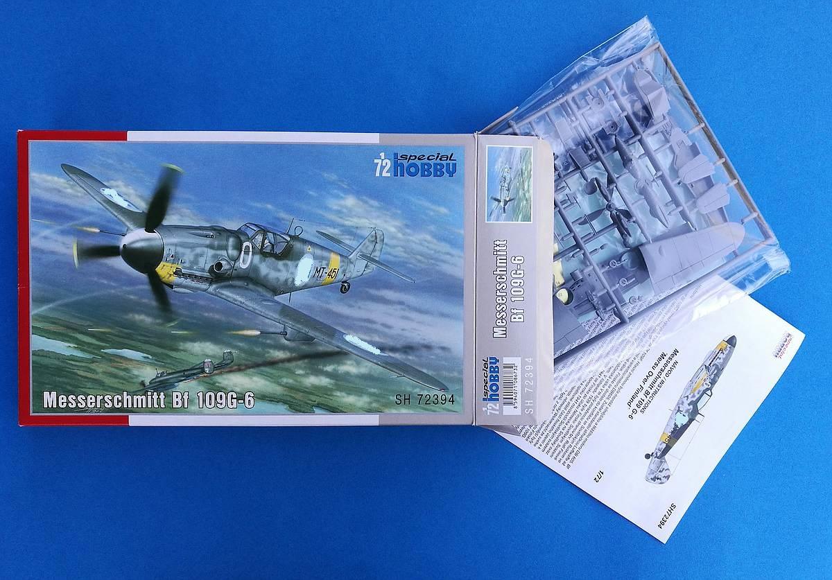 Special-Hobby-SH-72394-Messerschmitt-Bf-109-G-6-Finnland-9 Messerschmitt Bf 109 G-6 MERSU in Finnland in 1:72 von Special Hobby SH 72394
