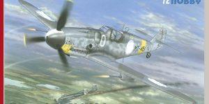 Messerschmitt Bf 109 G-6 MERSU in Finnland in 1:72 von Special Hobby SH 72394