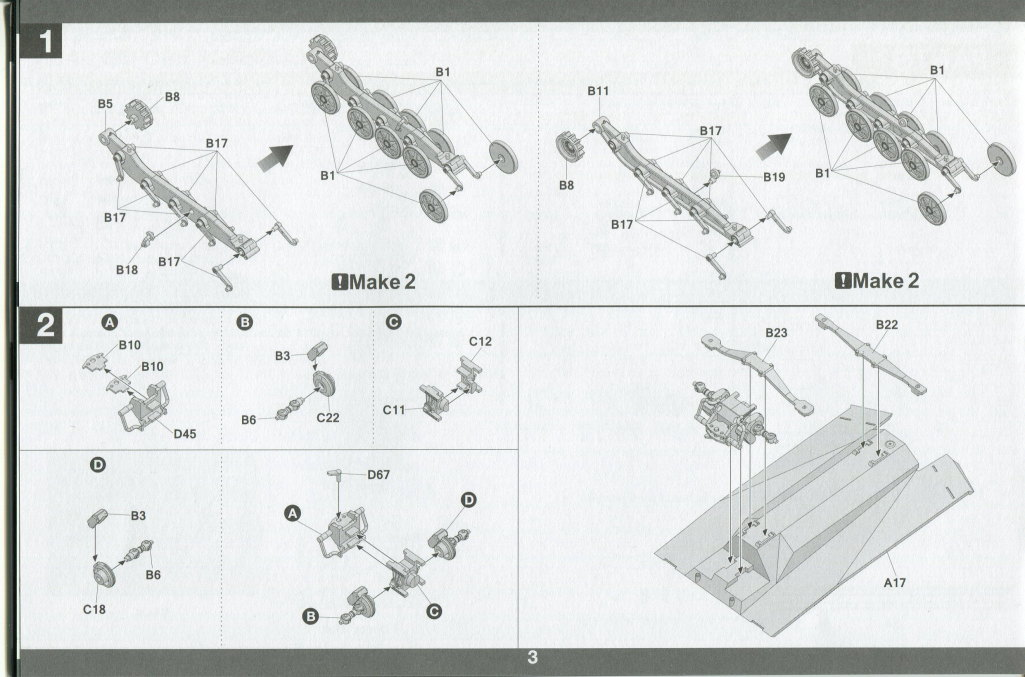 Takom_BV-206S_37 Hägglunds BV 206S - Takom 1/35
