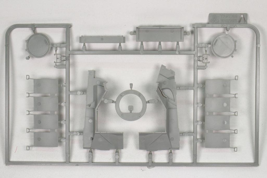 Takom_BV-206S_57 Hägglunds BV 206S - Takom 1/35