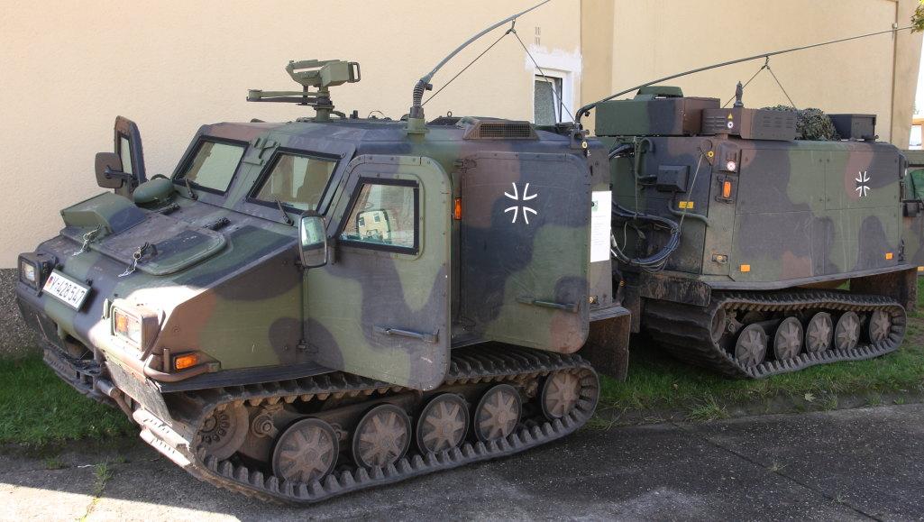 Takom_BV-206S_81 Hägglunds BV 206S - Takom 1/35